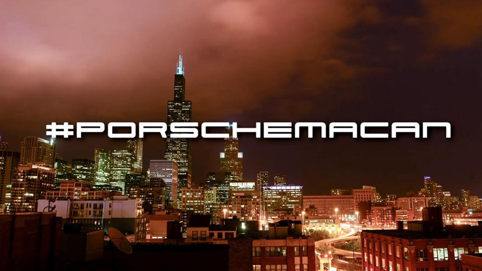 Porsche Macan Brand Film